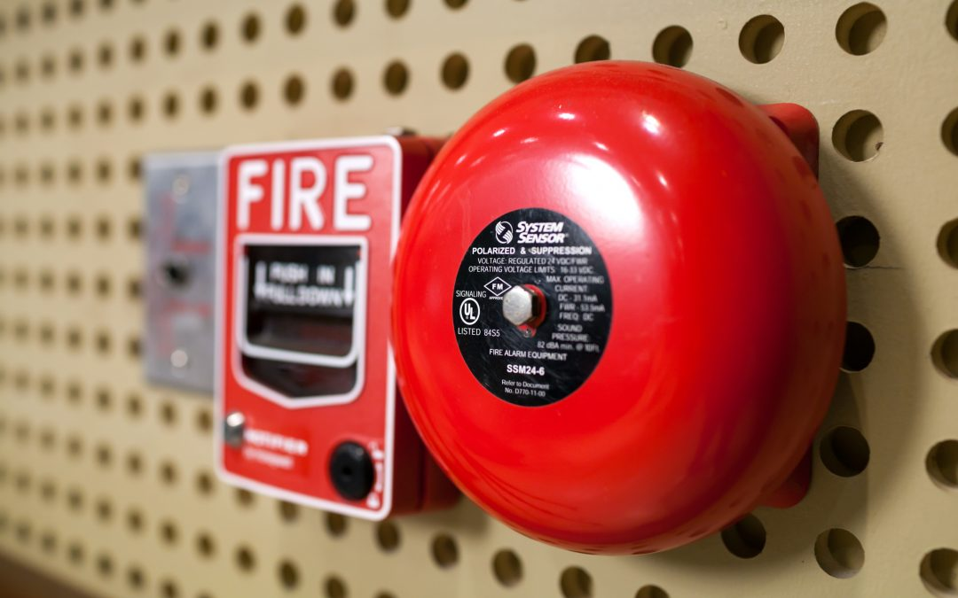 A Fire Alarm is an Essential Investment For Businesses Big and Small