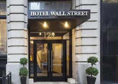 Hotel Wall Street