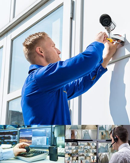 cctv security camera nyc