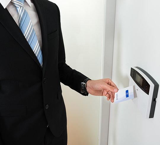 access control system design nyc