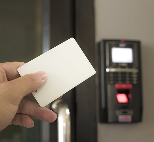 biometreic access control systems nyc