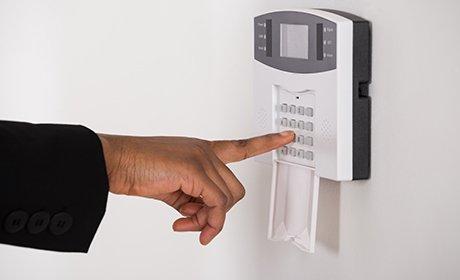 burglar alarm installation monitoring nyc