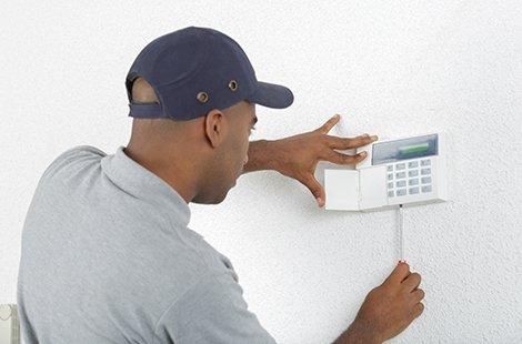 burglar alarm repair inspection maintenance nyc