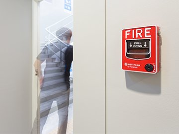 monitoring fire alarm nyc