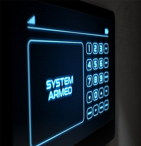 wireless burglar alarm new york city