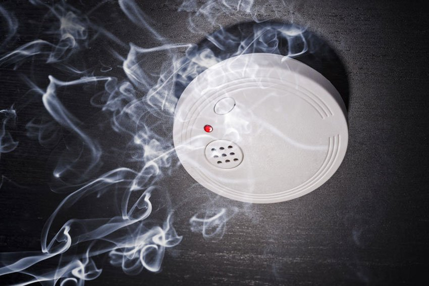 Reasons for Smoke Detector False Alarm