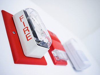 what is a proprietary fire alarm system