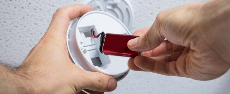 how often should a fire alarm be serviced